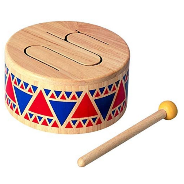 Wooden Solid Drum