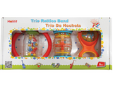 Edushape Trio Rattle Band