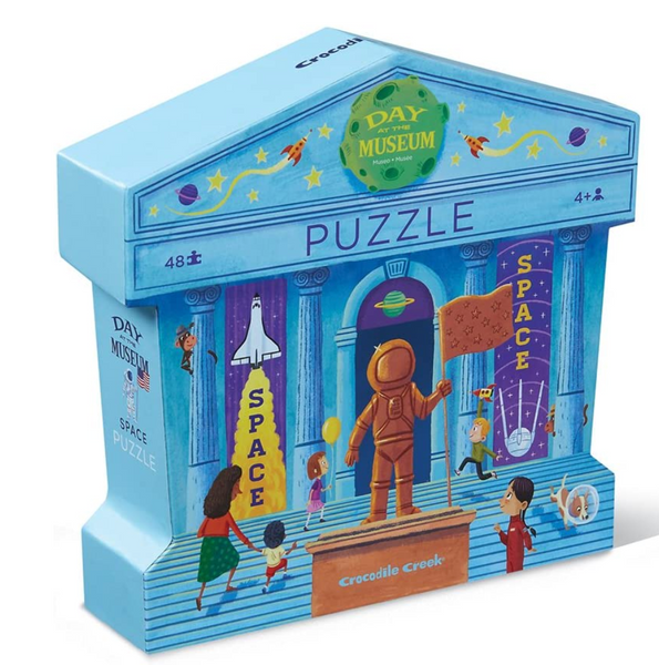 Day at the Art Space 48pc Puzzle