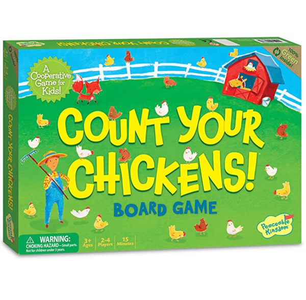 Count Your Chickens Cooperative Game
