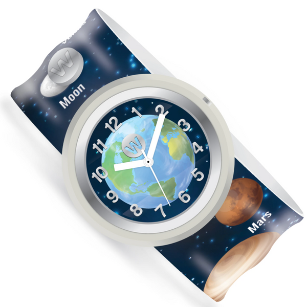 Slap Watch: Solar System