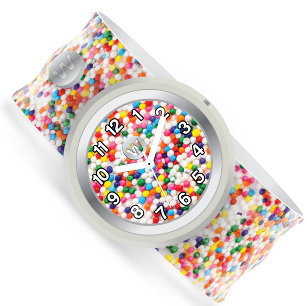 Slap Watch: Sprinkle Dots