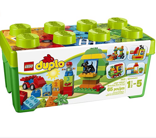 Lego Duplo: All-in-One Box