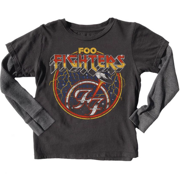 Foo Fighters Layered Tee, Multiple Sizes