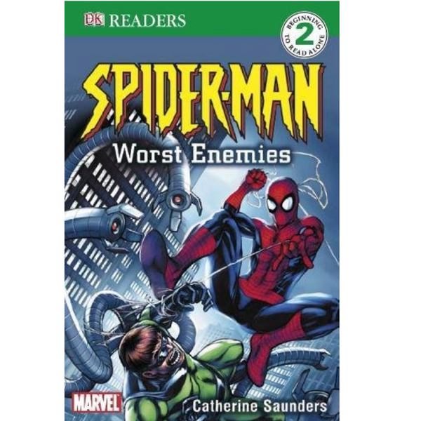 Spiderman: Worst Enemies (DK Readers Level 2)