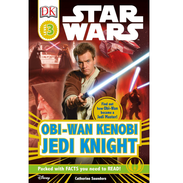 Star Wars: Obi-Wan Kenobi, Jedi Knight (DK Readers Level 3)