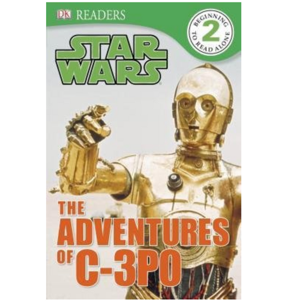 Star Wars: The Adventures of C-3PO (DK Readers Level 2)
