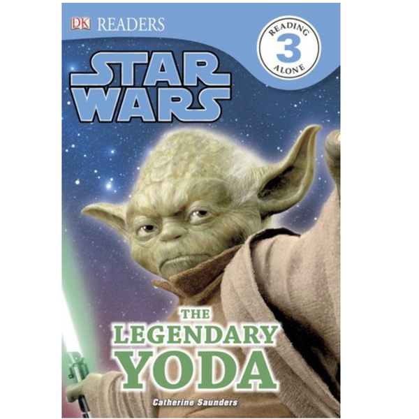 Star Wars: The Legendary Yoda (DK Readers Level 3)