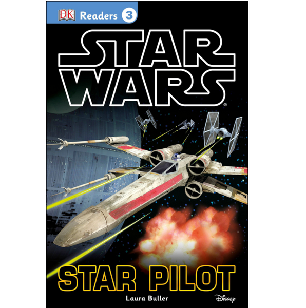 Star Wars: Star Pilot (DK Readers Level 3)