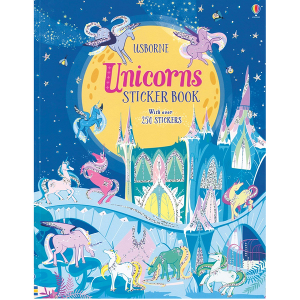 Sticker Book: Unicorns