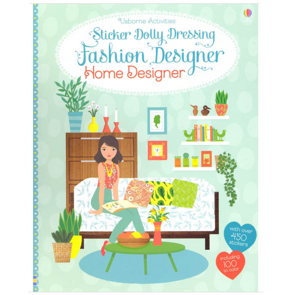 Sticker Dolly: Home Designer