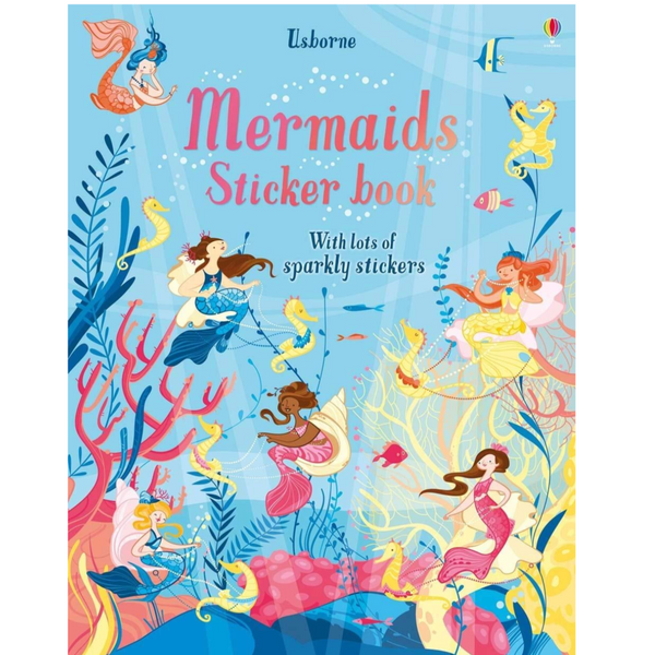 Sticker Book: Mermaids