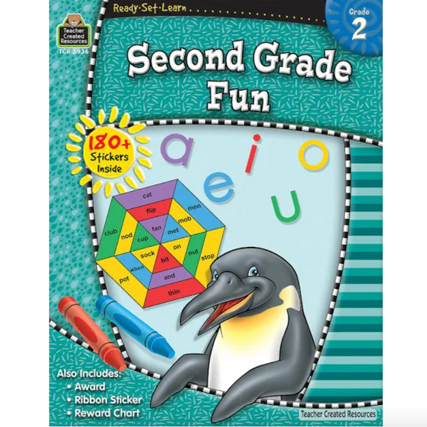 Second Grade Fun: Grade 2