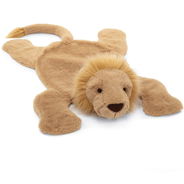 Leonardo Lion Tummy Time Play Mat