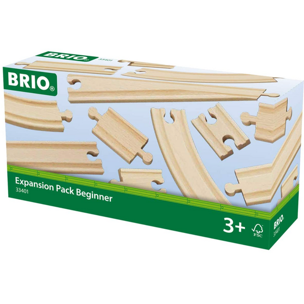 Brio Beginner Expansion Track Pack