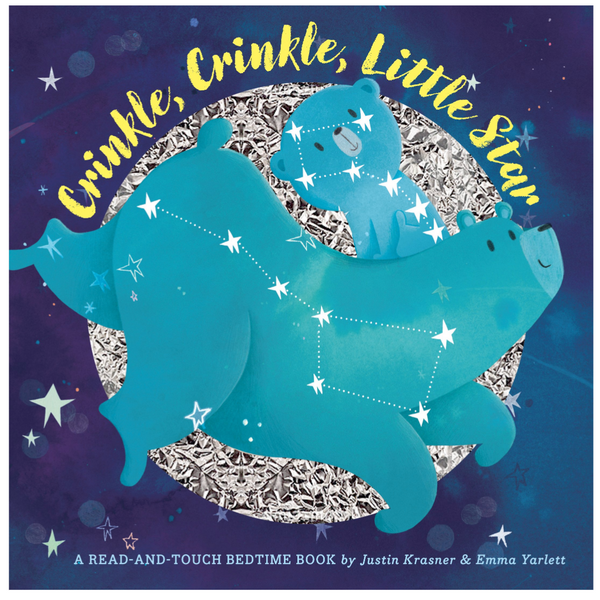 Crinkle, Crinkle, Little Star (A Read-and-Touch Book)
