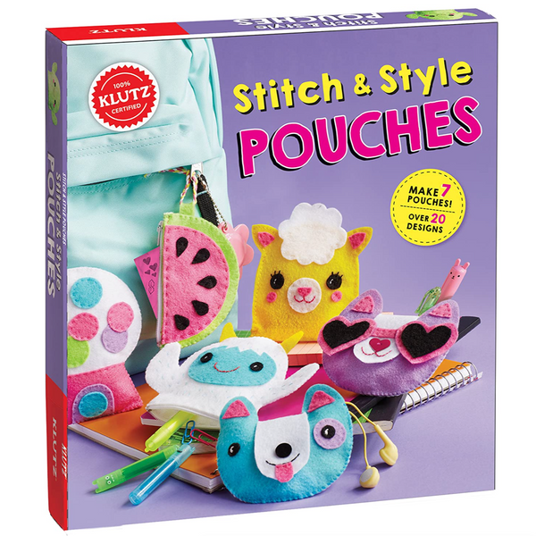 Stitch & Style Pouches