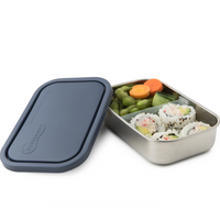 Divided Rectangle Containers, Multiple Colors (25oz)