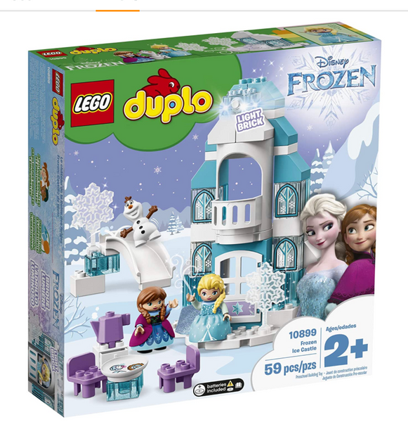 Lego Disney Frozen II: Ice Castle