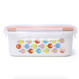 Stainless Steel Bento Snack/Lunch Box, 15 oz (Multiple Colors)