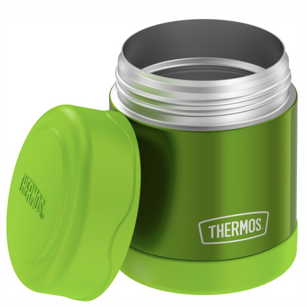 Insulated Food Jar: Lime (10 oz)