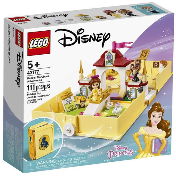 Lego Disney: Belle's Storybook Adventures