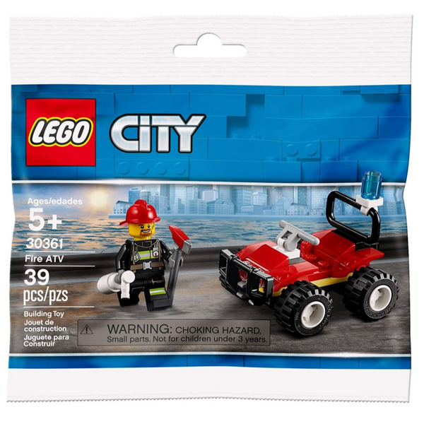 Lego City: Fire ATV