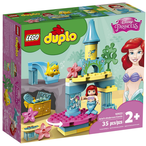 Lego Duplo: Ariel's Under the Sea Castle