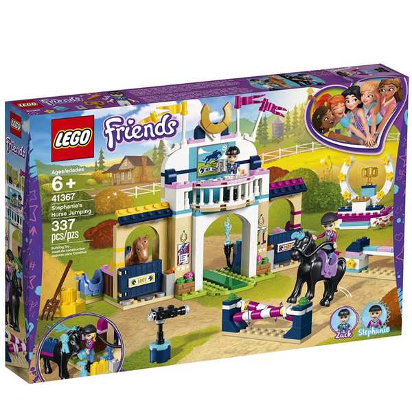 Lego Friends: Stephanie's Horse Jumping