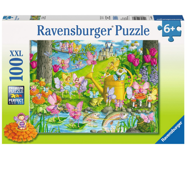 Fairy Playland 100pc Puzzle