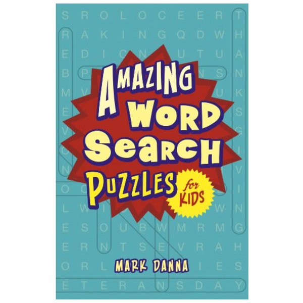 Amazing Word Search Puzzles for Kids