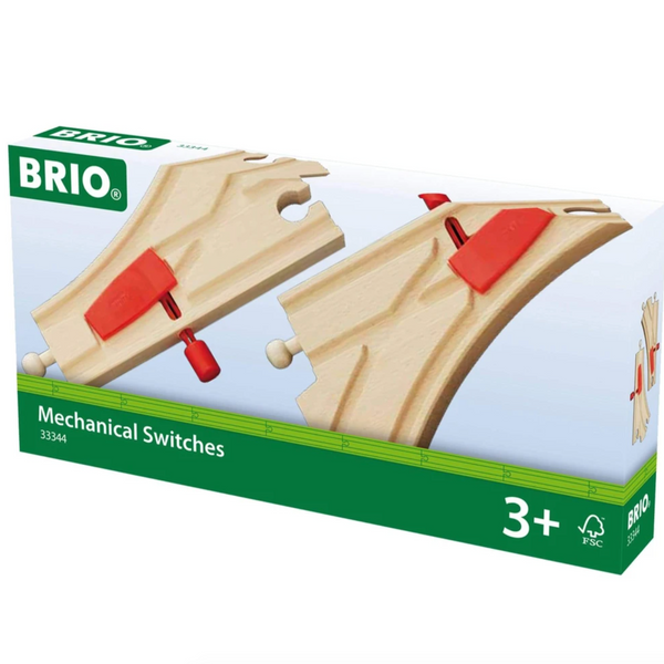 Brio Mechanical Switches