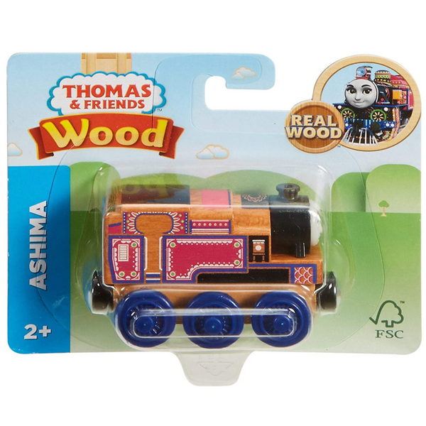 Thomas & Friends: Ashima Engine