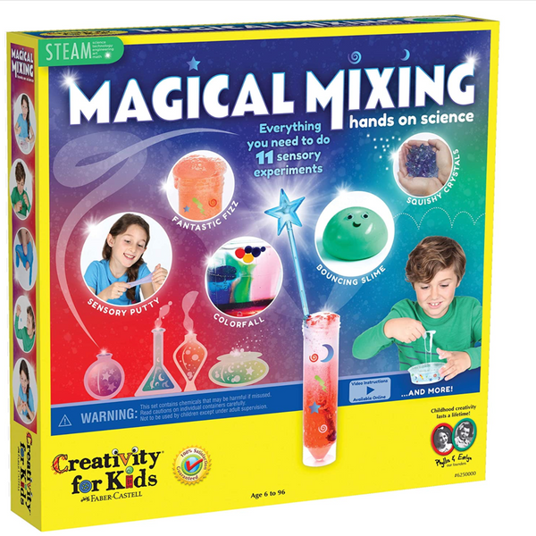 Magical Mixing: Sensory Hands-On Science Kit