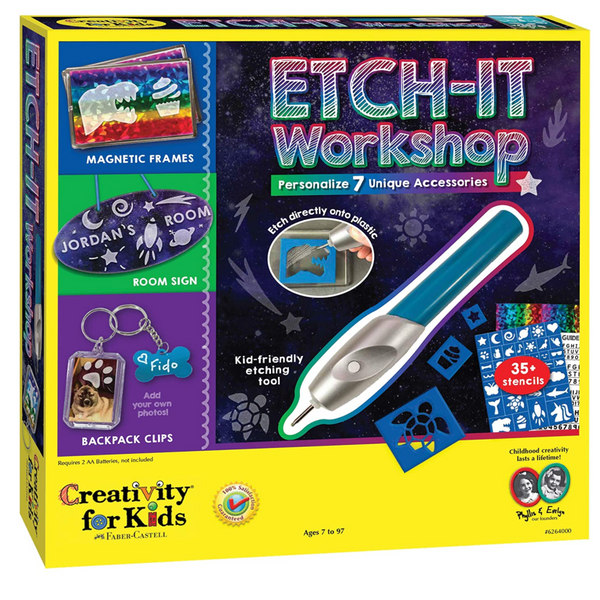 Etch-It Workshop Kit