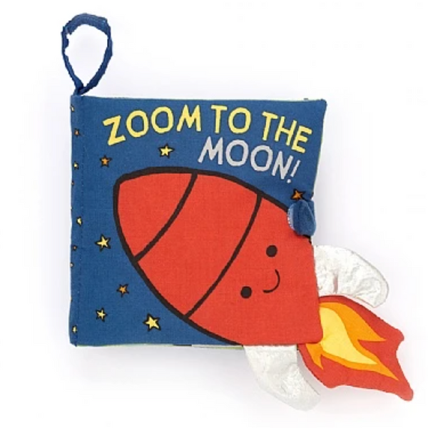 Soft Book, Zoom To The Moon (Crinkly)