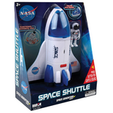 NASA Space Shuttle with Figure (Lights & Sounds)