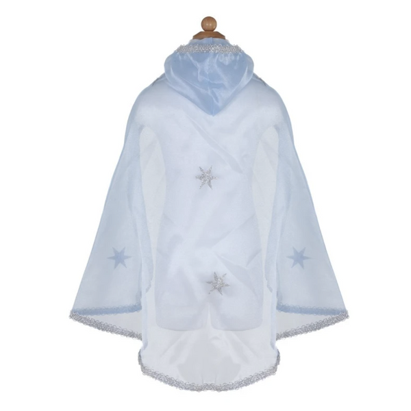 Frozen Elsa/Snow Queen Cape (Ages 4-6)
