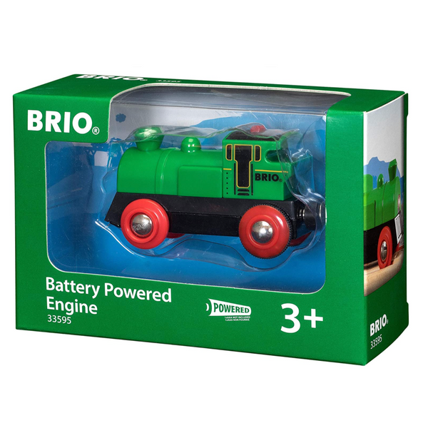 Engine Train, Battery Operated