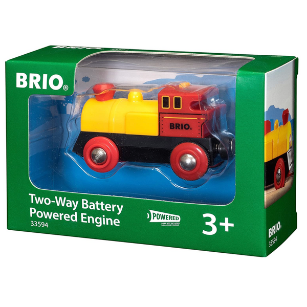 Two-Way Battery-Operated Engine