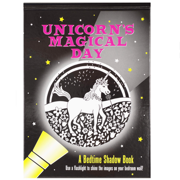Unicorn's Magical Day (Bedtime Shadow Book)