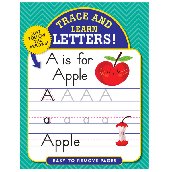 Trace & Learn: Letters