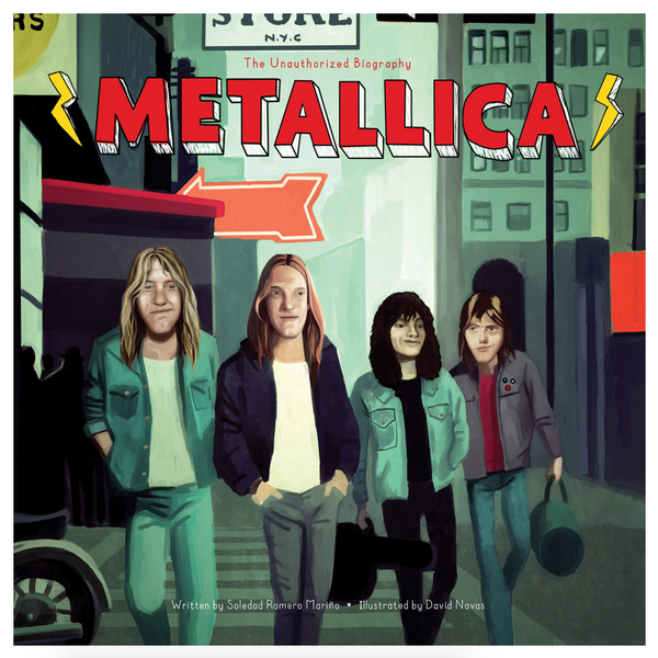 Metallica: The Unauthorized Biography