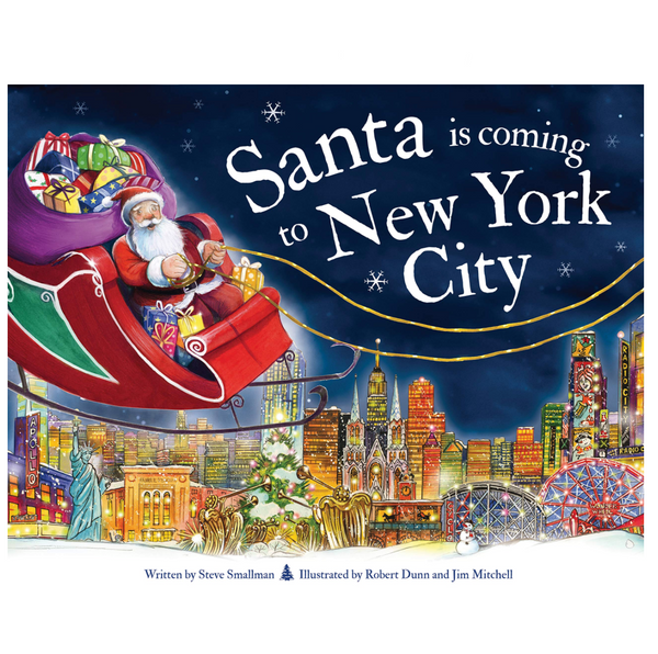 Santa Is Coming to New York City