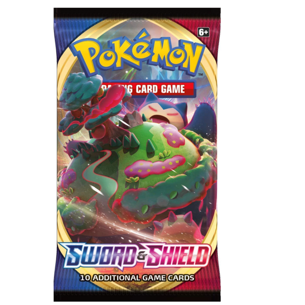 Pokémon: Sword & Shield Booster Pack