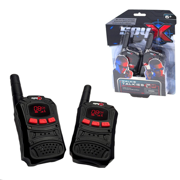 Spy-X Spy Walkie Talkies