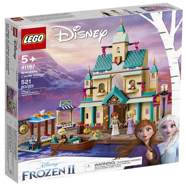 Lego Disney Frozen II: Arendelle Castle Village