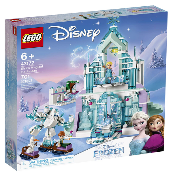 Lego Disney Frozen II: Elsa's Magical Ice Palace