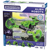 Engineering Makerspace: Alien Robots