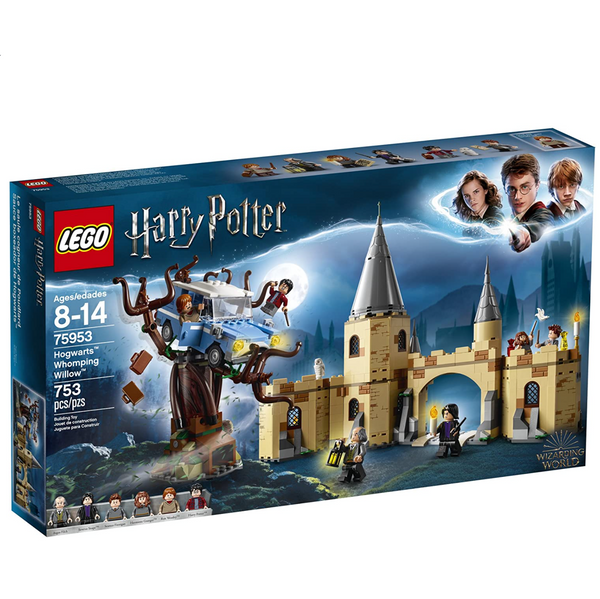 Lego Harry Potter: Whomping Willow